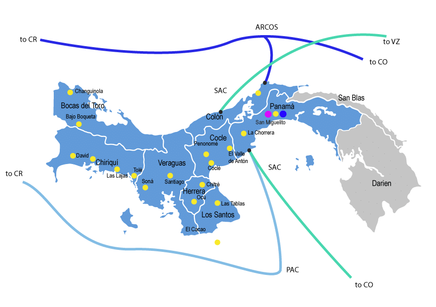 MapaPanama