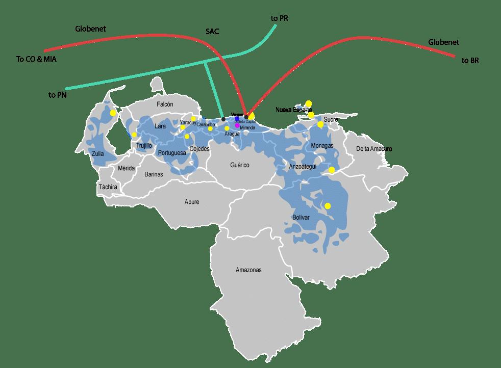 MapaVenezuela
